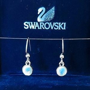SWAROVSKI CRYSTAL EARRINGS NEW!